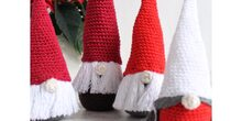 Crochet Christmas Gnome1