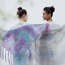 Scheepjes Big and Little Sisteer Shawls