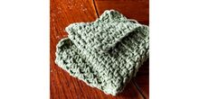 2018-08-01 Linen Stitch Washcloth 2