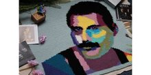 2019-02-13 Crocheting Freddy Mercury 2