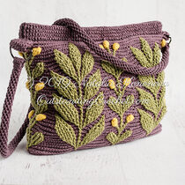 2020-02-05 Embossed Meadow Bag 1
