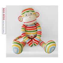 2014-04-15 Bobo the Monkey 1