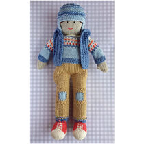 2015-05-15 Reuben Doll Soft Toy 1