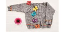 2020-07-19 Butterflies and Rainbows Cardigan 2