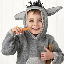 2020-11-16 Little Donkey Hooded Sweater 1