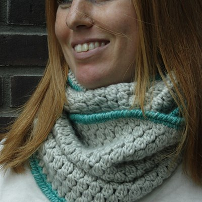 2014-09-17 Bobble Infinity Scarf 1