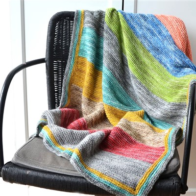 2016-11-07 Forest Spirit Baby Blanket 1