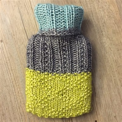 2014-12-06 Mini Hot Water Bottle Cover