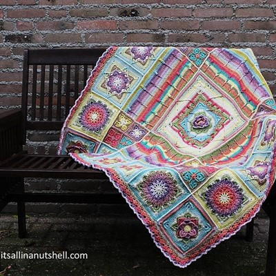 2016-08-25 Demelza Blanket videos