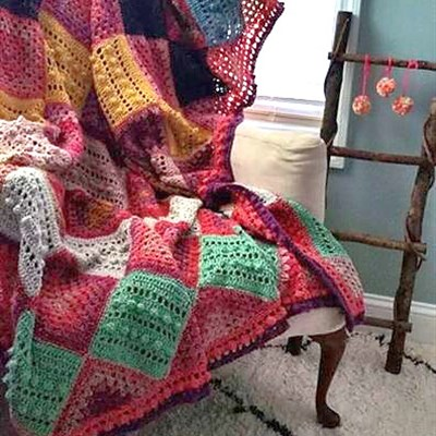 Hearthside Blanket