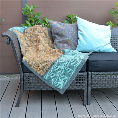 2017-08-25 Brioche Waves Blanket 2