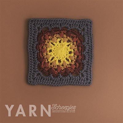 YARN 2 Scheepjes Firelight Square