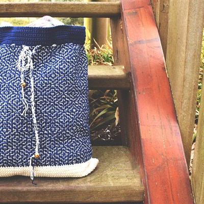 2018-05-08 Sashiko Project Bag 1