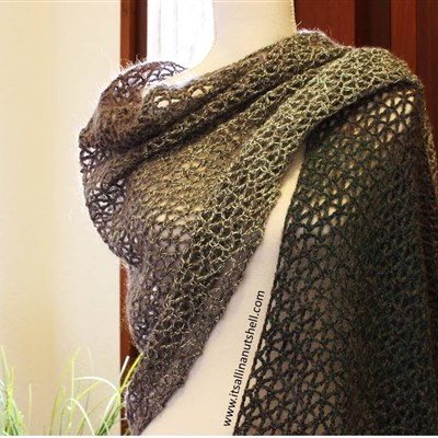 2018-02-26 Diamond Shawl 1