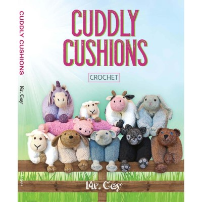 Cuddly cushions - front