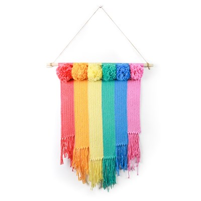 Rainbow Wall Hanger