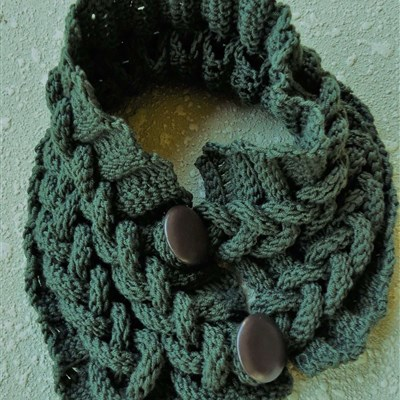 25-09-2019 Cabled Cowl