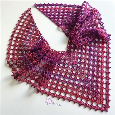 2019-06-27 Treasure Hunt Scarf 1