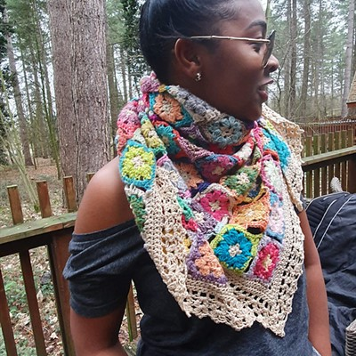 2019-02-01 Iced Gem Shawl 1