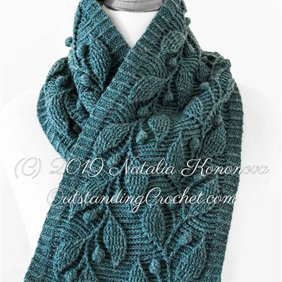 2019-12-02 Iyv Cowl and Scarf 1
