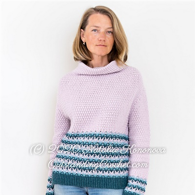2020-03-03 Aurora Sweater 1